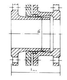 RS柔性套管式伸缩器简单示意图